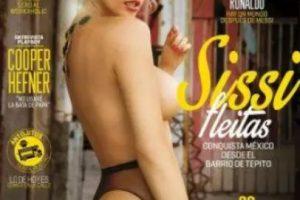 2014, Sissi Fleitas Foto:Playboy