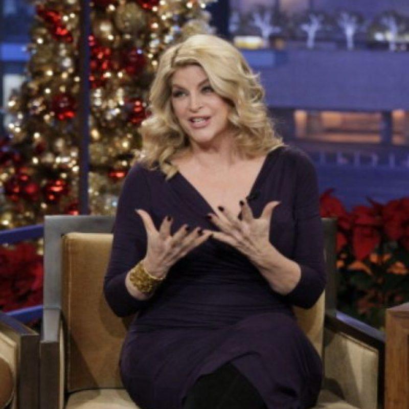 """Incluso hizo un programa llamado """"Fat Actress"""" Foto:vía Getty Images"""