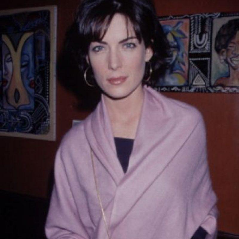 Lara Flynn Boyle tenía uno de los rostros más bellos. Foto:vía Getty Images
