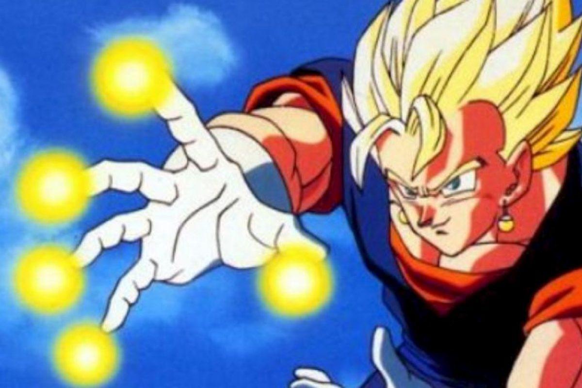 """Y los protagonistas de """"Dragon Ball Z"""". Foto:vía Toei"""