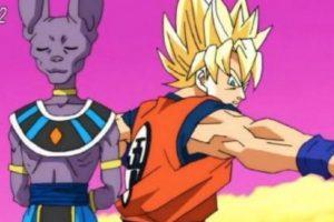 """La terrible animación de """"Dragon Ball Super"""".. Foto:vía Toei"""