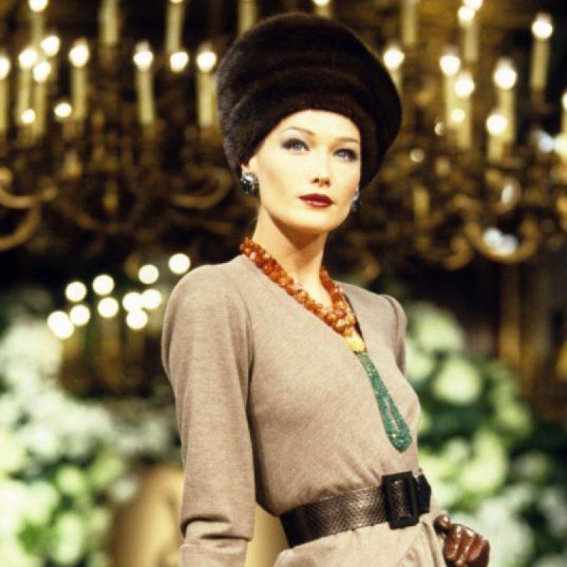 Y era la musa francesa favorita por sus rasgos finos y elegancia. Foto:vía Getty Images
