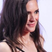 """Y protagonizó un video de The Killers"""". Foto:vía Getty Images"""