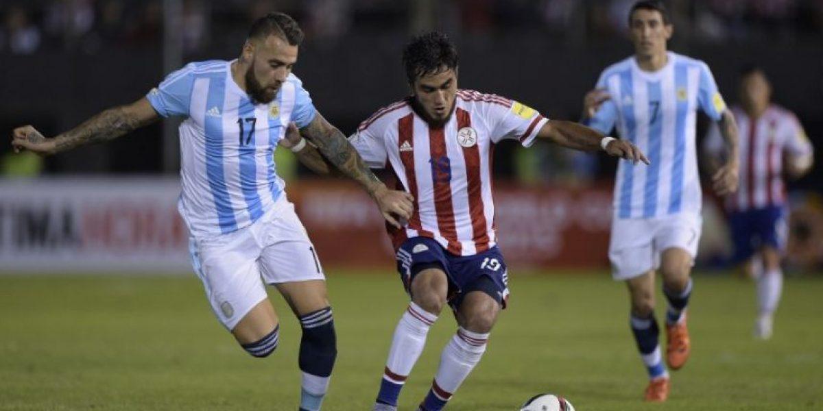 Argentina no pudo pasar del 0-0 en su visita a Paraguay