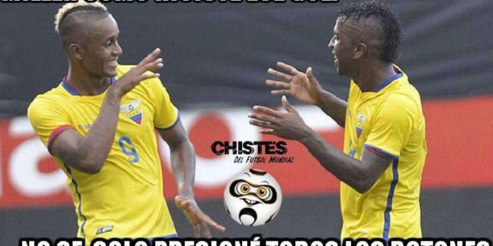 Foto:Vía facebook.com/Chistes-del-Fútbol-Mundial