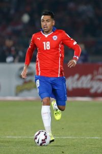 DEFENSAS: Gonzalo Jara (Chile) Foto: Getty Images