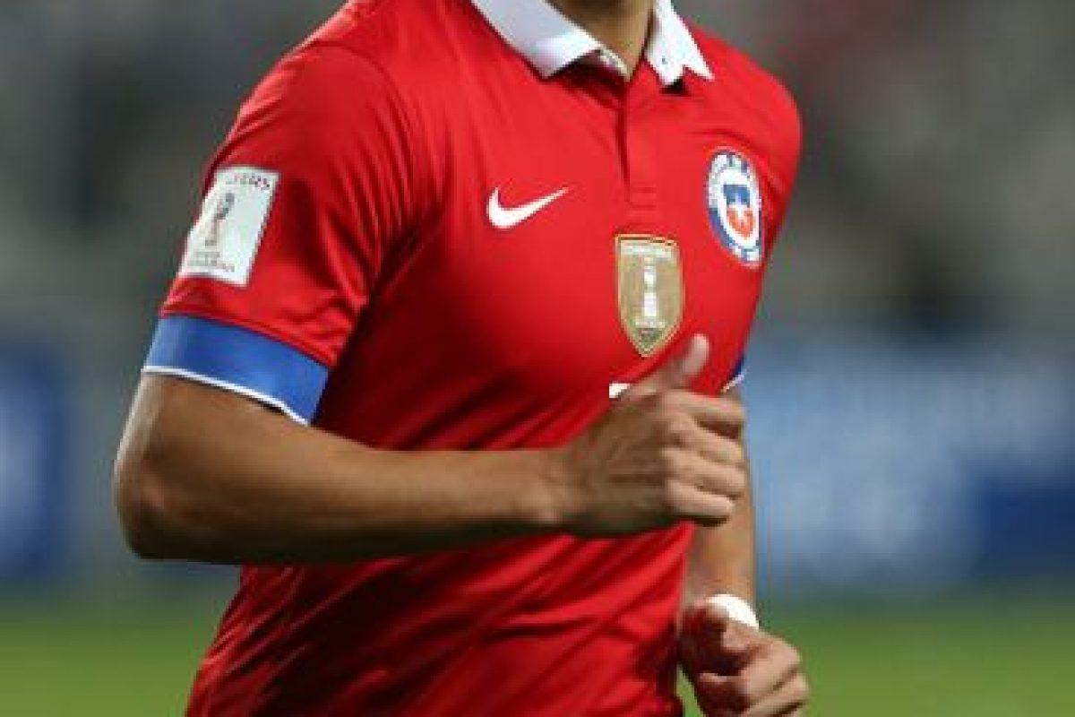 Alexis Sánchez (Chile) Foto:Getty Images