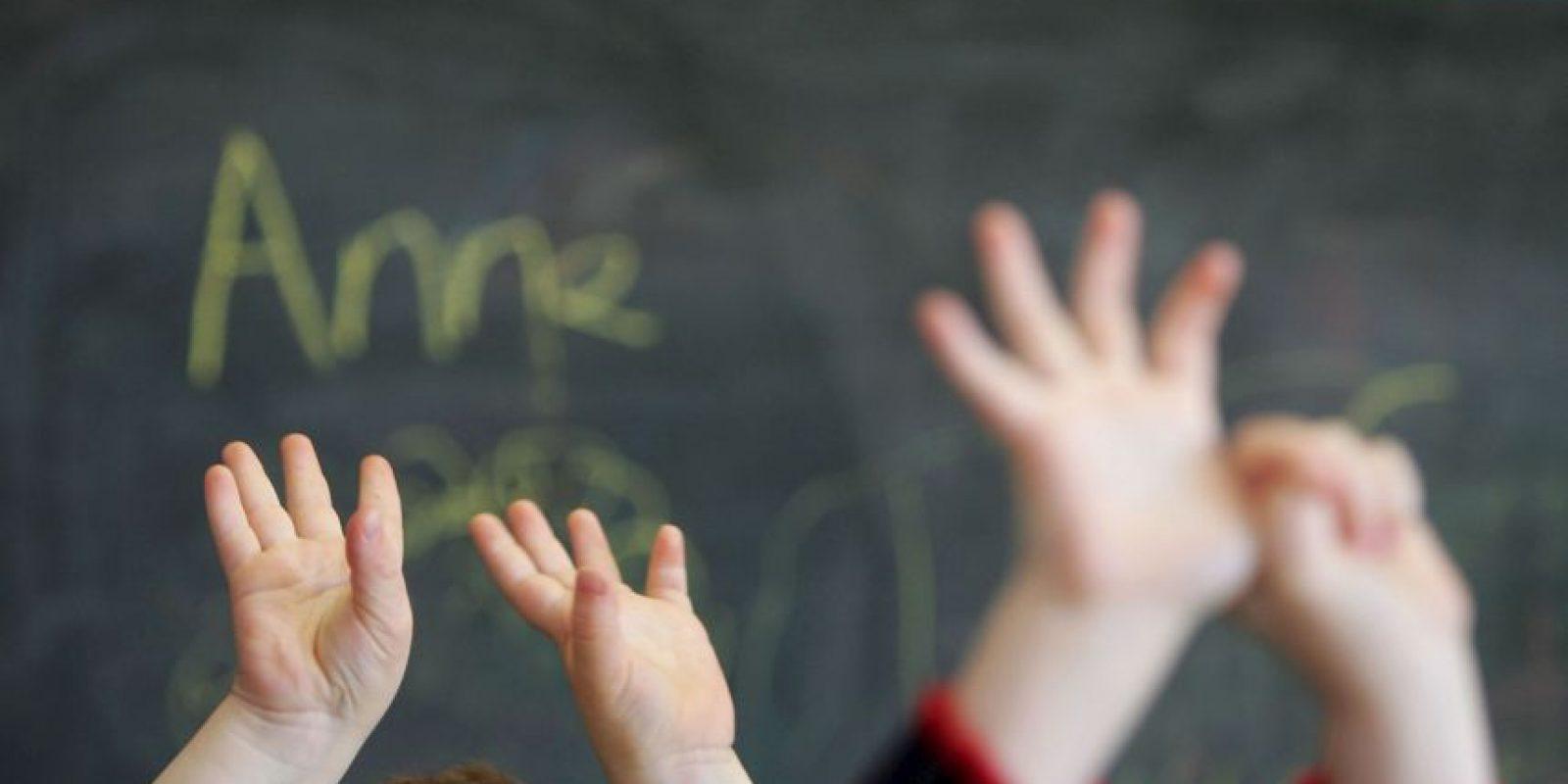 Lamentablemente fue ultrajado por compañero de la escuela mayor que él. Foto:Getty Images