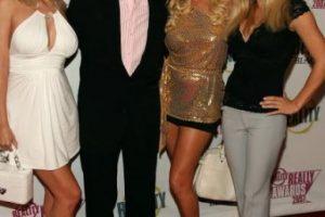 A todos les pagaron más que a ellas, pues Hefner dijo que el dinero que recibían por posar en Playboy era su pago. Foto:vía Getty Images