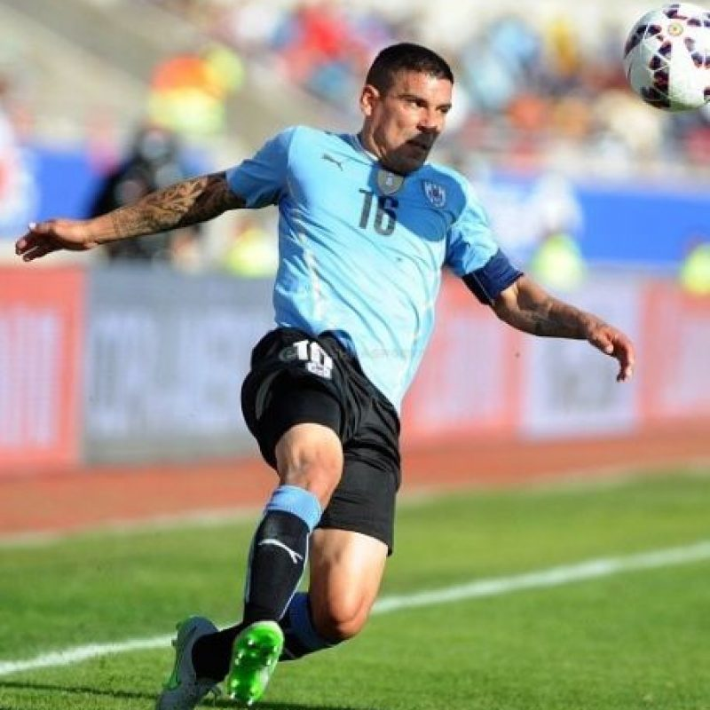Maxi Pereira (Uruguay) Foto:Getty Images