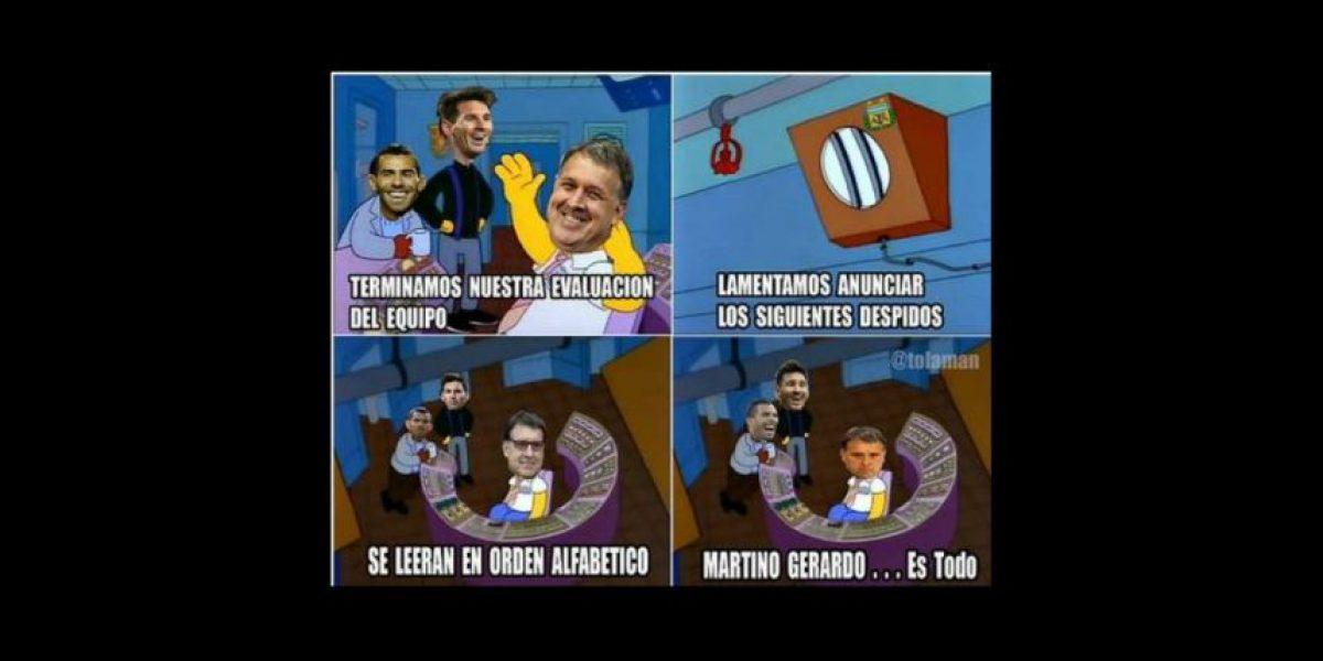Internautas se burlan del mal arranque de Argentina en las Eliminatorias