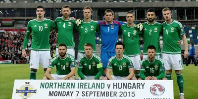 VIDEO. ¡Norirlandés espera enfrentarse a Messi o Neymar en la Euro!