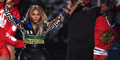 Es considerada la principal rival de Nicki Minaj, pues ambas raperas parecen copiarse canciones y hasta portadas de discos. Foto:Getty Images