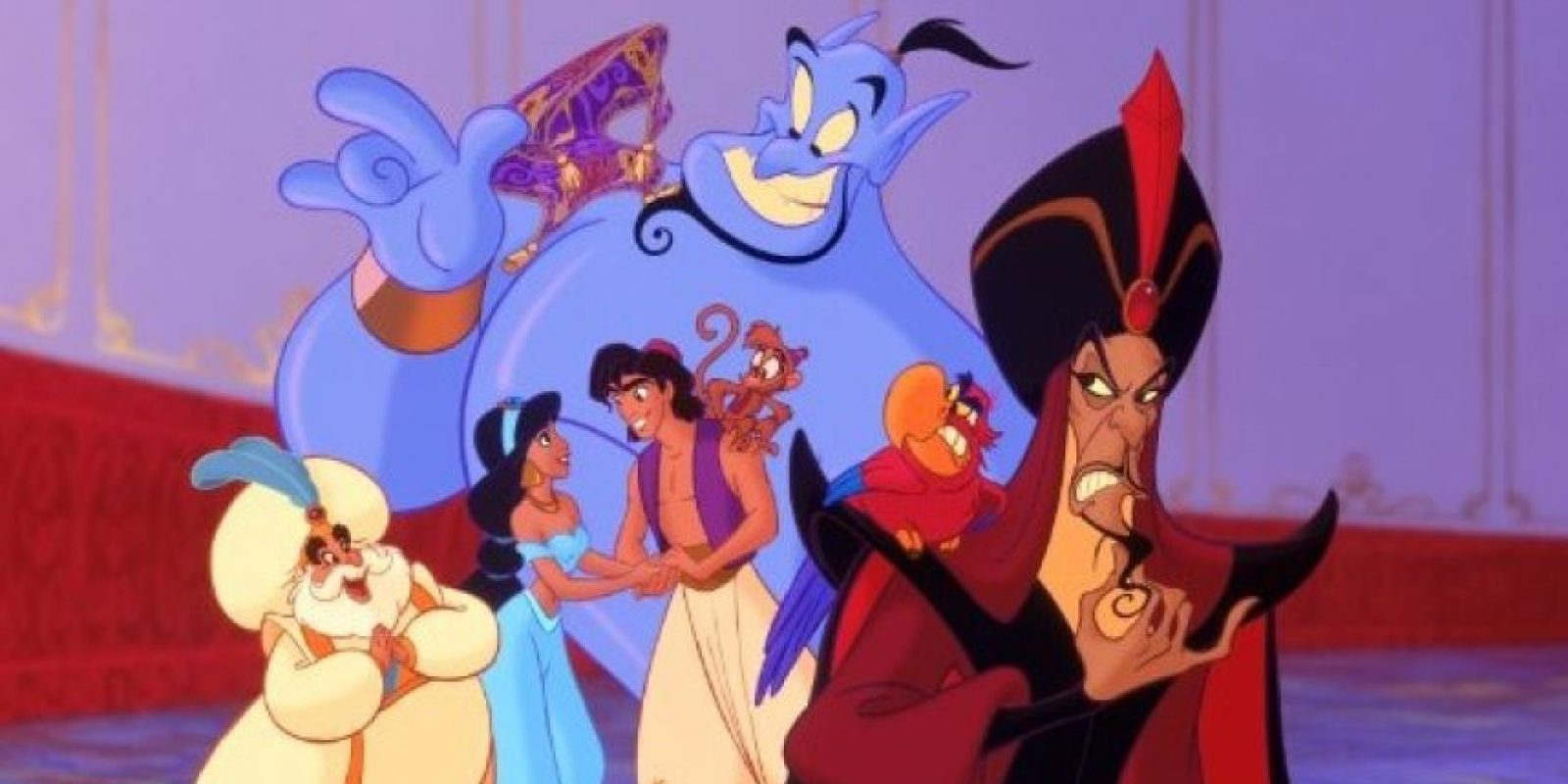 Fue estrenada el 25 de noviembre de 1992. Foto:Disney