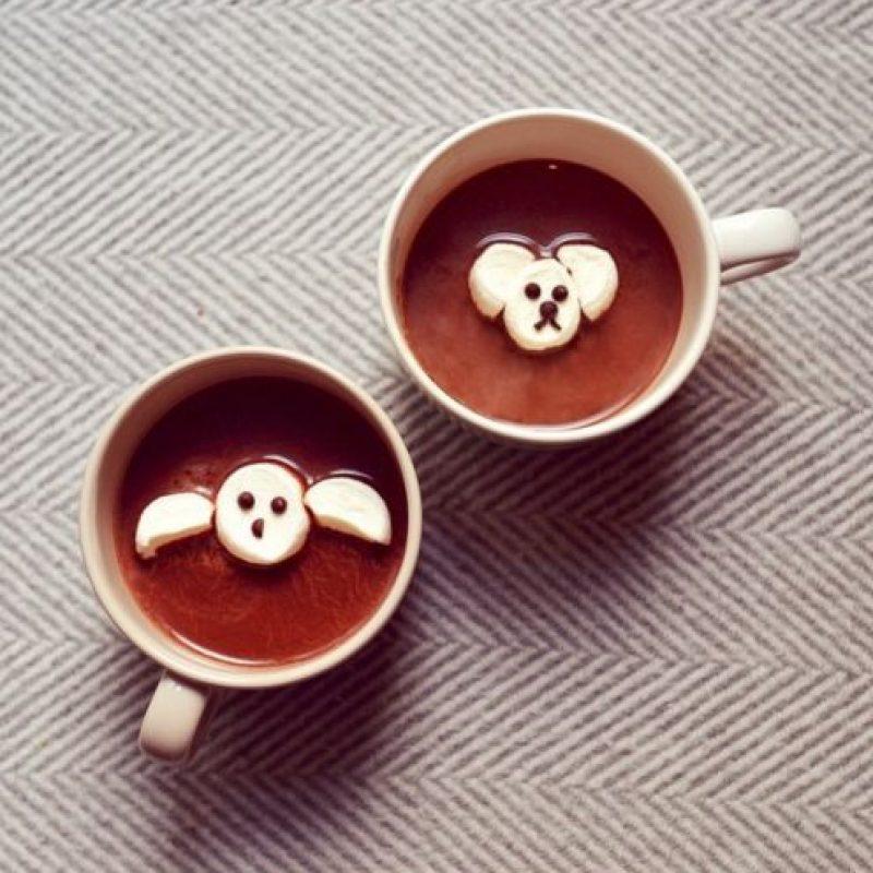 Búho y oso. Foto:instagram.com/idafrosk