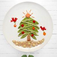 Árbol de navidad. Foto:instagram.com/idafrosk