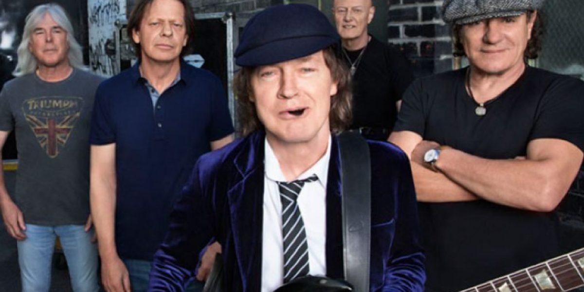 Experimento demuestra que todas las canciones de AC/DC son iguales