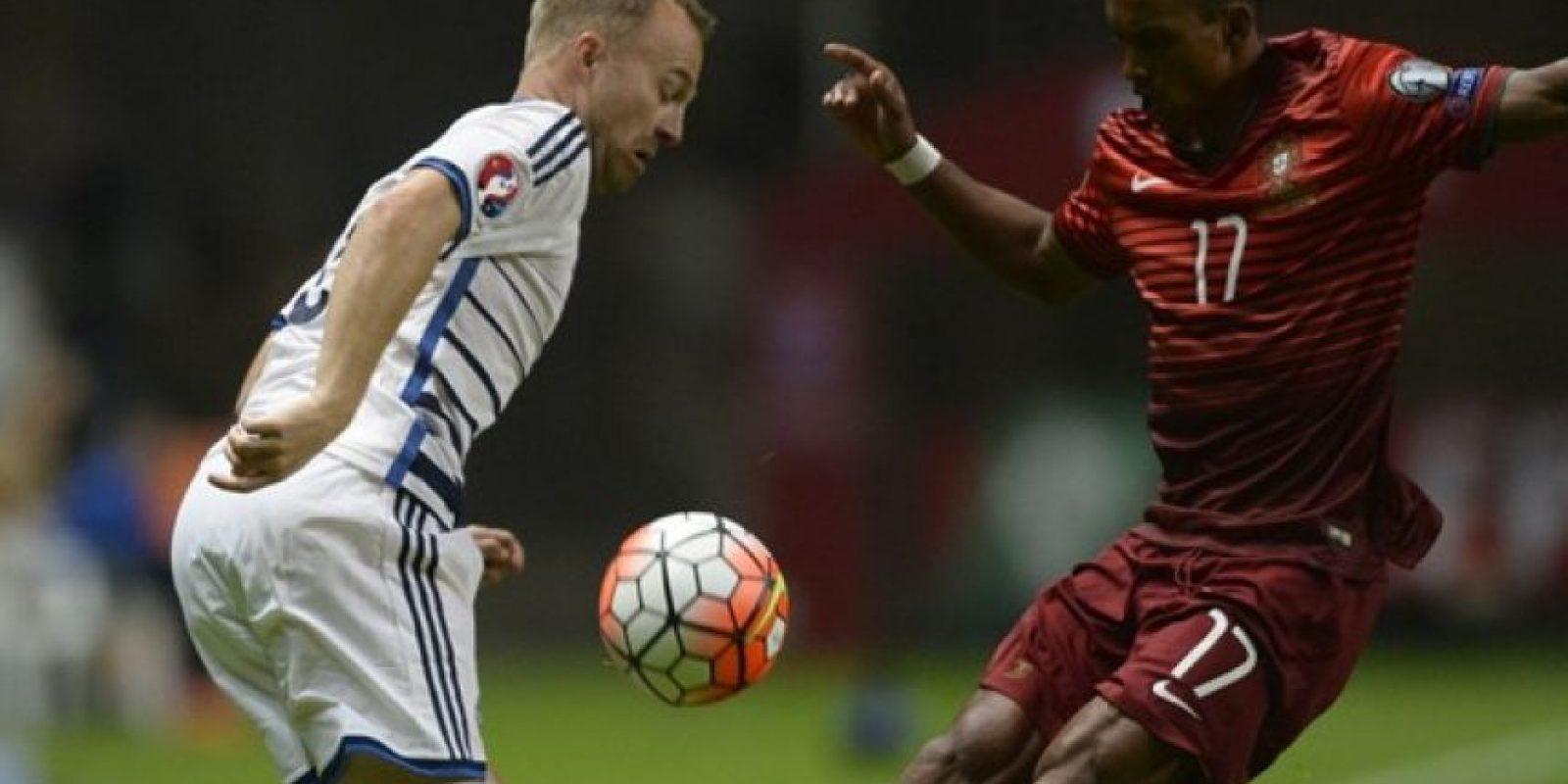 """La """"Pandilla de Olsen"""" fue superada por Portugal y el sorprendente Albania en el grupo I Foto:Getty Images"""