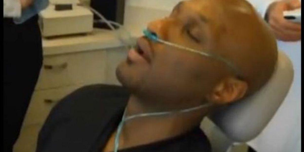 Viagra pone a exestrella de la NBA entre la vida y la muerte