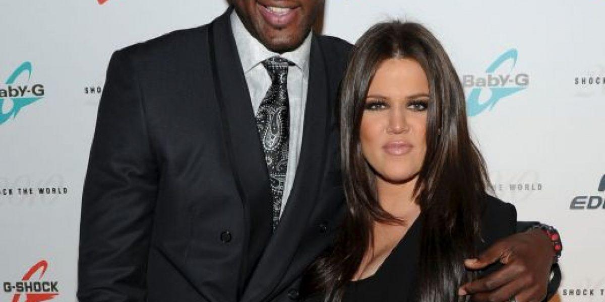 Lamar Odom, exesposo de Khloé Kardashian pelea por su vida