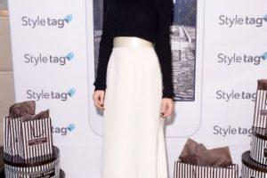 Es diseñadora de modas, autoridad y una celebridad televisiva Foto:Getty Images