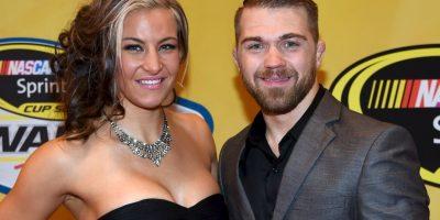 Es novia de Bryan Caraway, también luchador de la UFC. Foto:Getty Images
