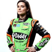 13. Danica Patrick > Con novio Foto: Getty Images