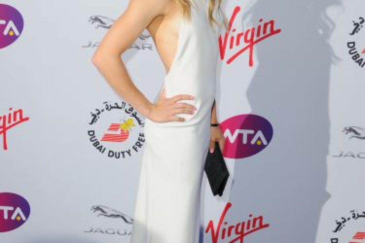 3. Eugenie Bouchard > Soltera Foto: Getty Images