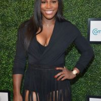 5. Serena Williams > Con novio Foto: Getty Images