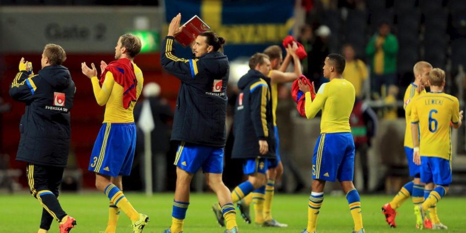 A pesar de contar con Zlatan Ibrahimovic, los suecos fueron incapaces de superar la fase de grupos Foto:Getty Images