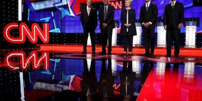 El próximo debate está previsto para el 15 de diciembre. Foto:Getty Images