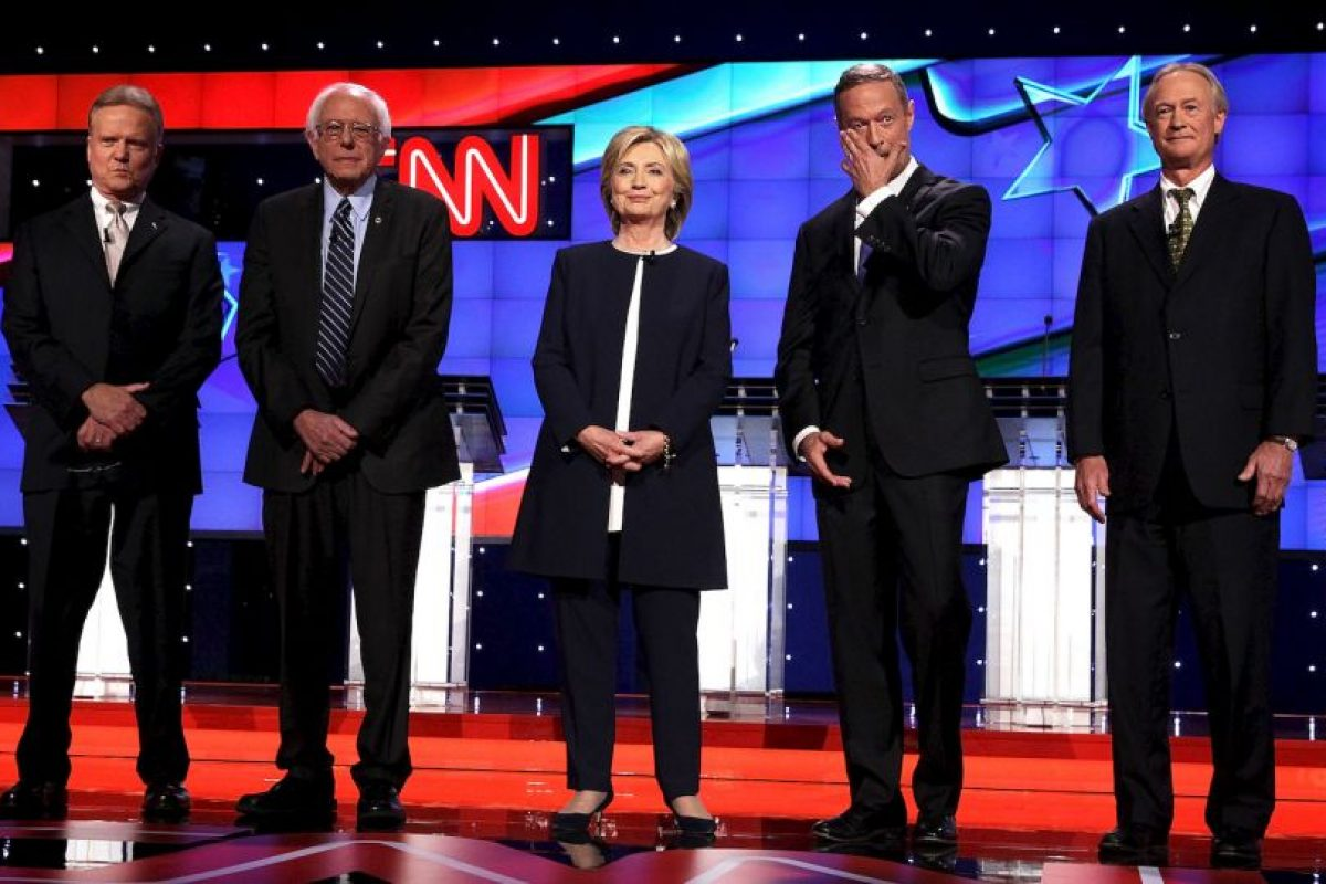 En sus discursos suele despotricar contra bancos y grandes corporaciones de Estados Unidos. Foto: Getty Images