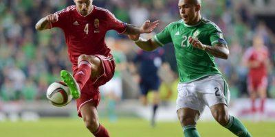 Quedó como tercero del grupo F, por debajo de Irlanda del Norte y Rumania Foto:Getty Images