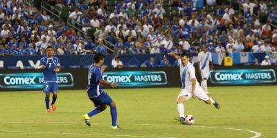 Guatemala cerró su fase de preparación para el reinicio de las eliminatorias a Rusia 2018. Foto:Alex Arguetas – FEDEFUT