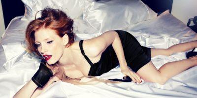 No reconocerás a la actriz Jessica Chastain en esta sesión de fotos