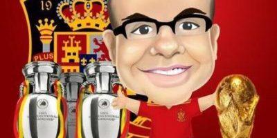 MisterChip advierte a Argentina y a Brasil para esta noche