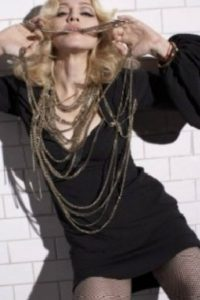 Inspiradas en Madonna. Foto:vía Tumblr