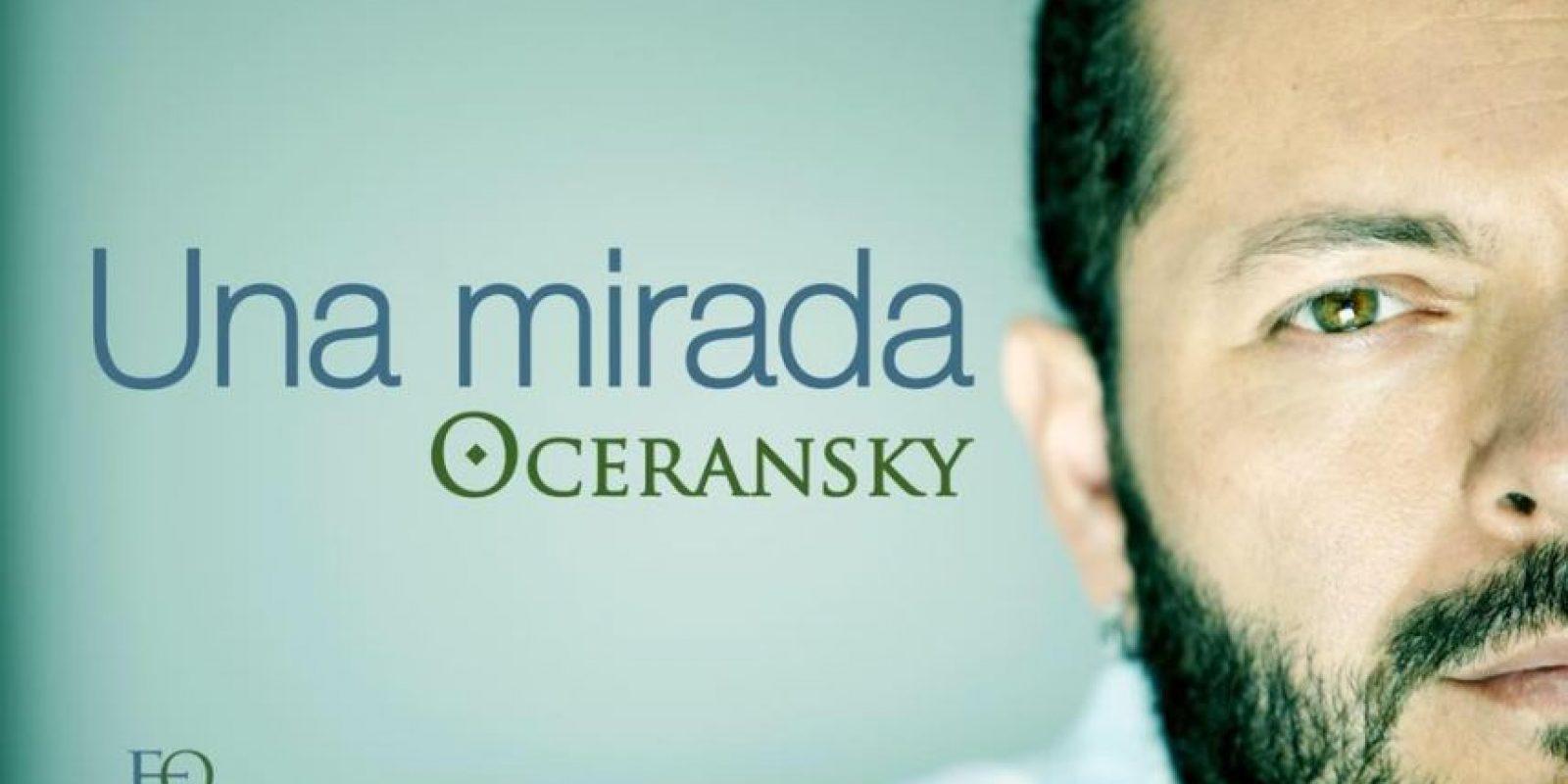 Édgar Oceransky Foto:Facebook