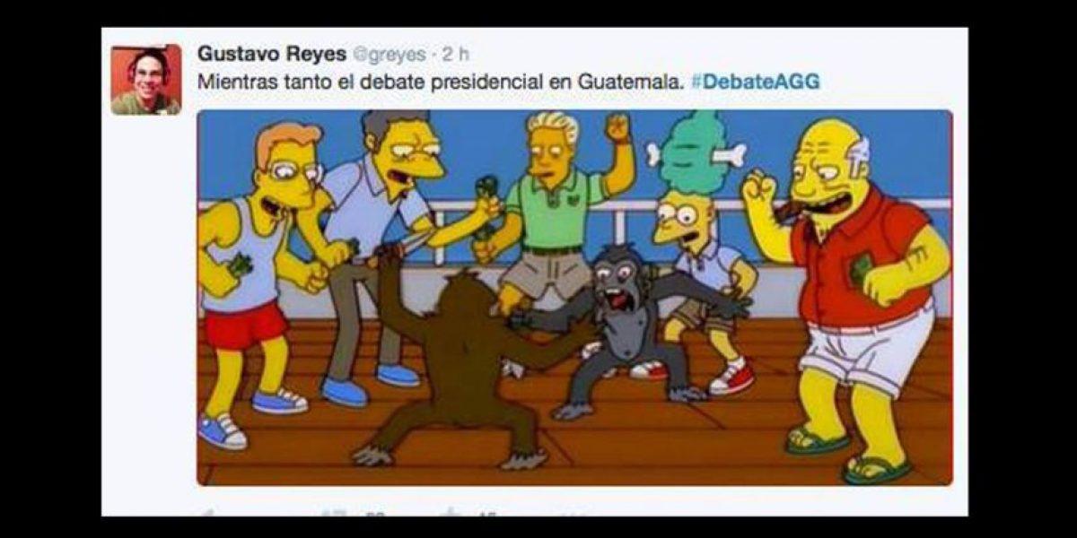 Con estos memes reaccionaron los usuarios de las redes sociales al #DebateAGG
