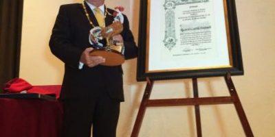 Cervecería Centro Americana, S. A. reconoce la inspiración y creatividad de Ricardo Castillo Sinibaldi