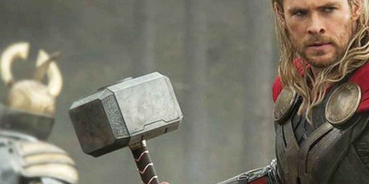 VIDEO. El martillo de Thor sí existe, y no solo el rey del trueno puede alzarlo