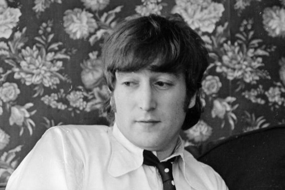 De John Lennon se ha dicho de todo. Foto:vía Getty Images