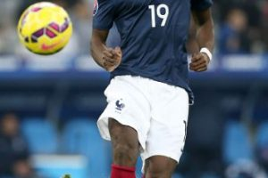 7. Paul Pogba (Francia) Foto: Getty Images