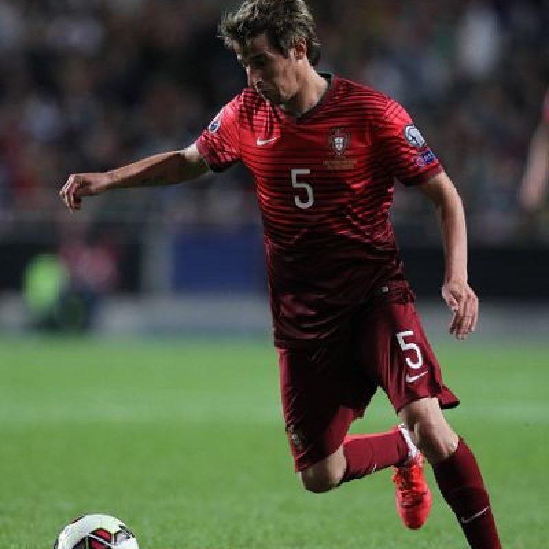 Abandonó la concentración de Portugal luego de presentar una molestia física tras el duelo ante Dinamarca. Foto:Getty Images