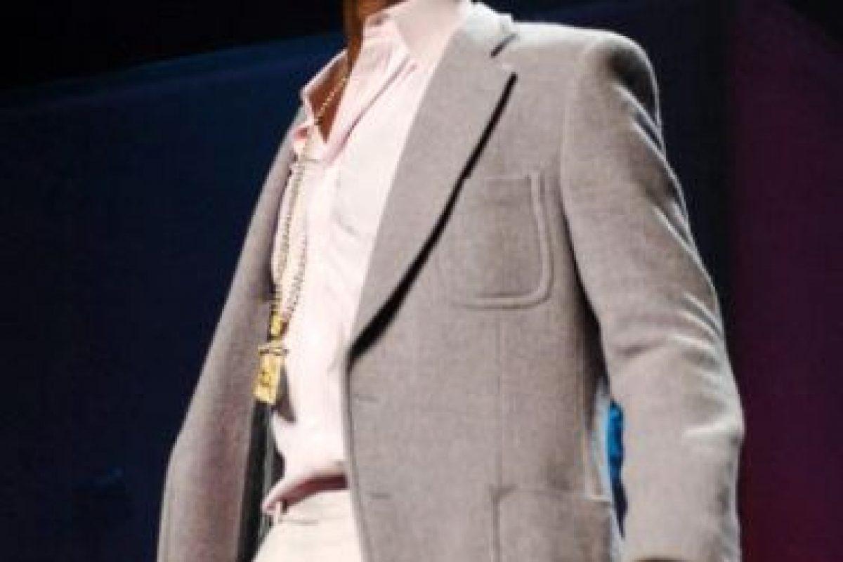 Kanye West es el último de la lista. Foto:vía Getty Images