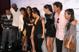 Lamar formó parte de la familia Kardashian durante un par de años Foto:Getty Images