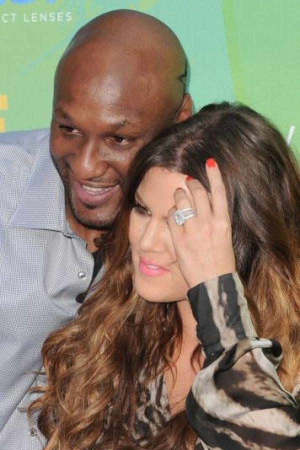 na hora después de que lo encontraron, Lamar fue trasladado a un centro hospitalario de Pahrump Foto:Getty Images