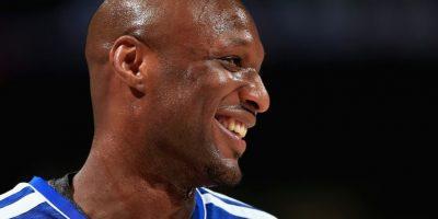 El basquetbolista Lamar Odom se encuentra en estado crítico, luego de ser encontrado inconsciente tras cuatro días de fiesta. Foto:Getty Images