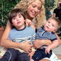 Las mejores imágenes de Shakira y sus hijos Foto:Instagram/Shakira