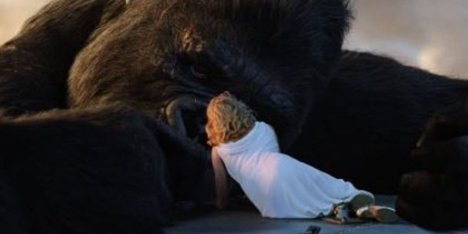 """""""King Kong"""" ha sido el protagonista de varias películas. Foto:IMDb"""
